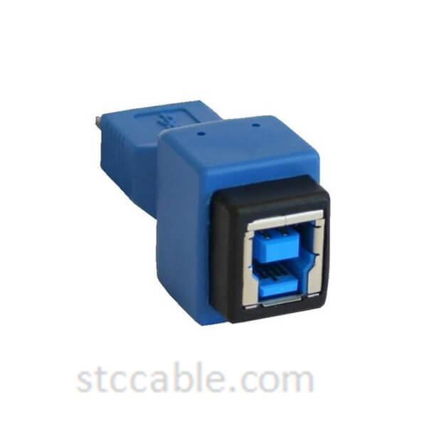 USB 3.0 adapter B female to Micro B male