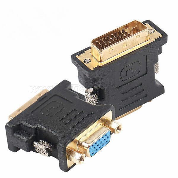 DVI-I to VGA Adapter