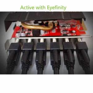 Active Mini DisplayPort to VGA Adapter - China STC