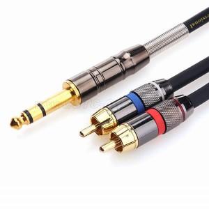 TRS ба Дучанд RCA кабелӣ