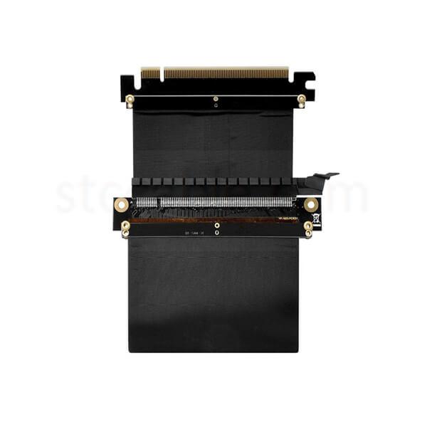 http://www.stc-cable.com/pci-e-3-0-gaming-pc-modding-x16-riser-cable-black-25cm.html