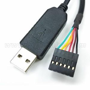 usb uart console cable